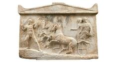 Коллекция скульптур Национального археологического музея Афин