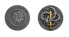 Камерун выпустил монету «Гордиев узел»