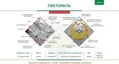 «Пектораль»: победитель конкурса «Лучшая монета года Украины»