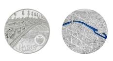Республика Палау выпустила серебряную монету вес один килограмм