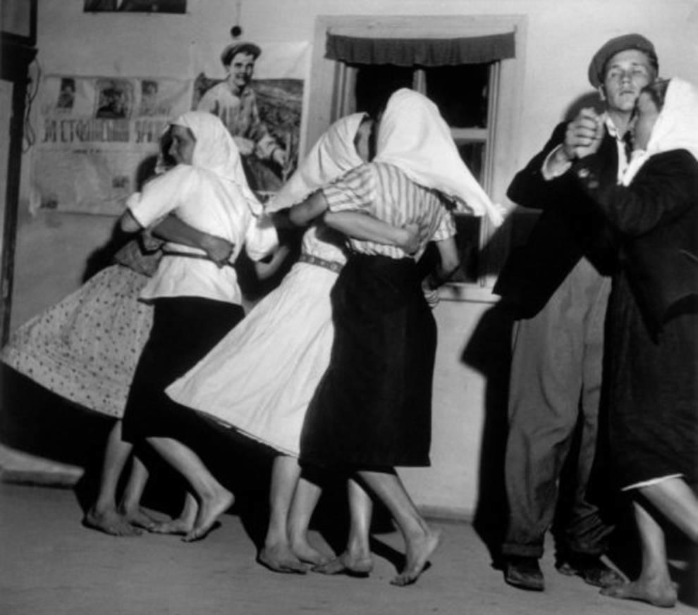 Жизнь советских граждан глазами американского фотографа