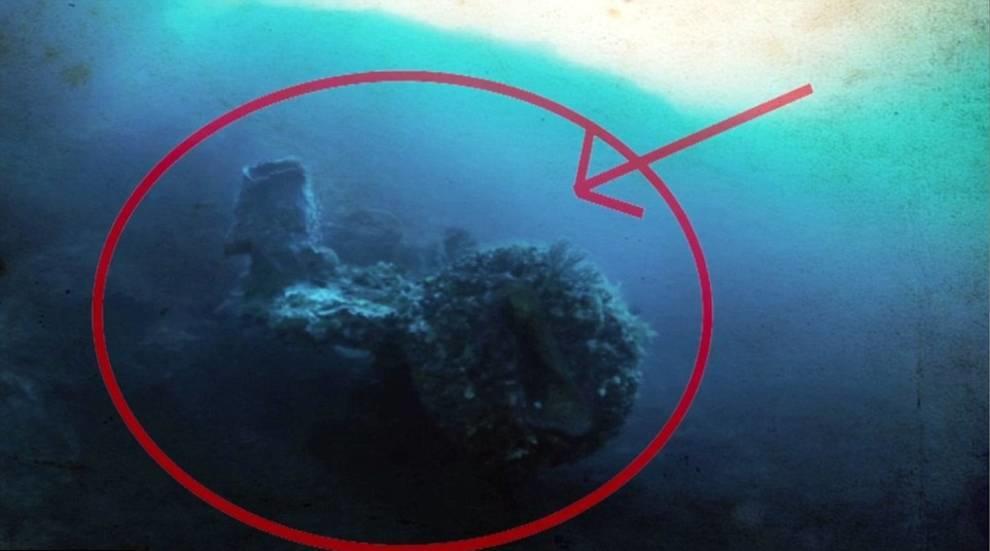 Новая загадка Бермудского треугольника: под водой был найден неопознанный объект