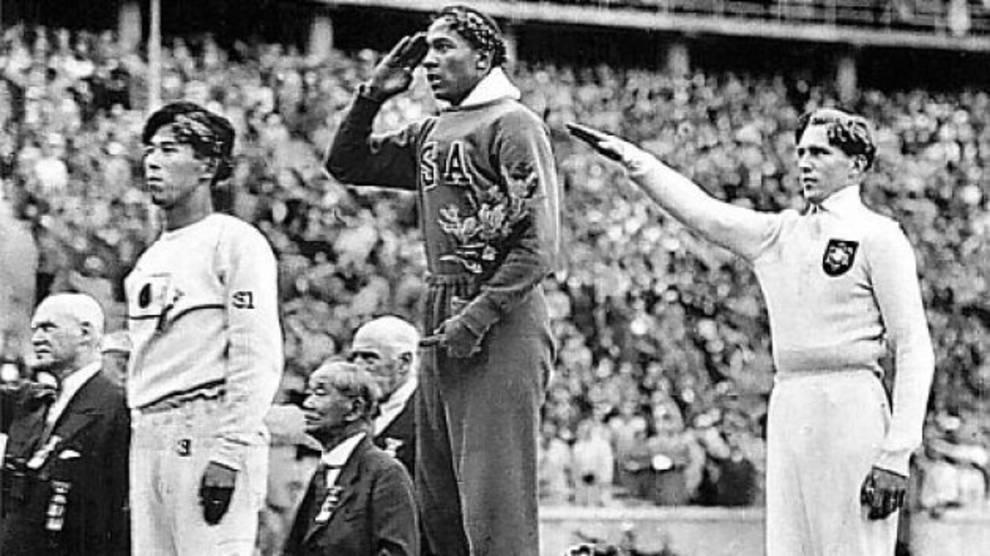 Джесси Оуэнс: Герой Берлинских игр