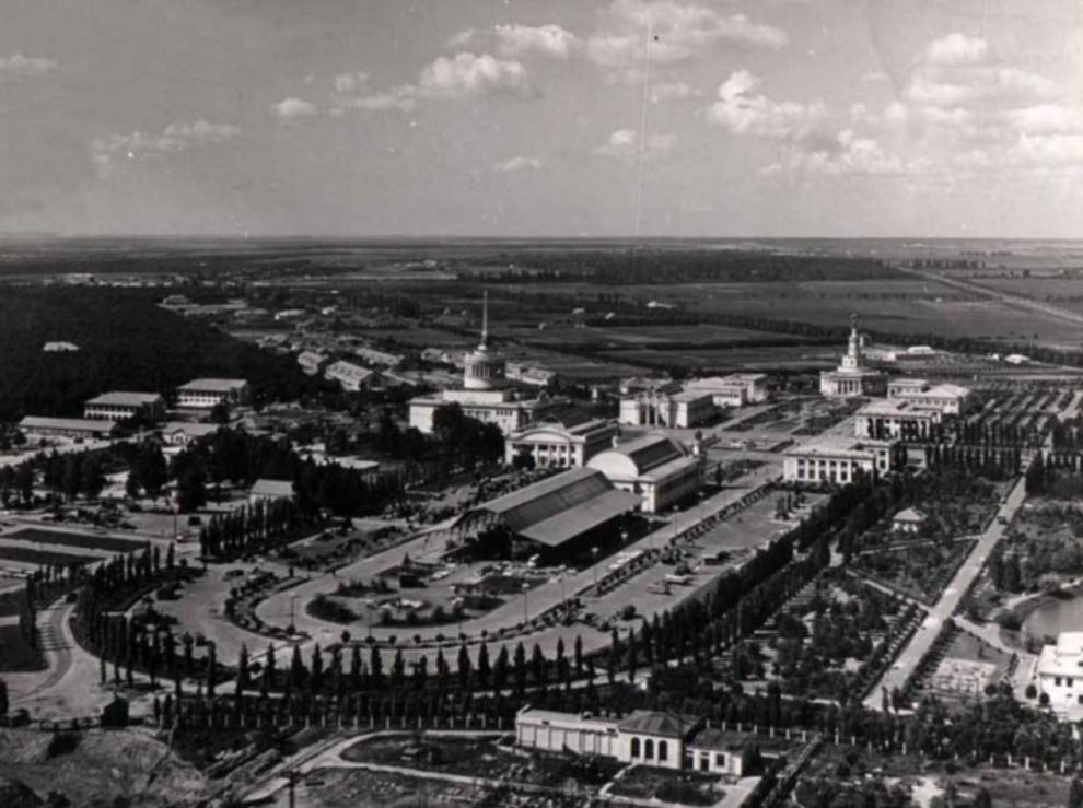 Киев 1960-х годов: