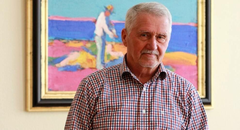 Украинский художник Анатолий Криволап - звезда мировых аукционов (часть II)