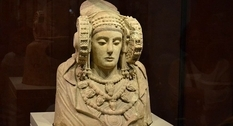 Памятник иберийского искусства: Дама из Эльче