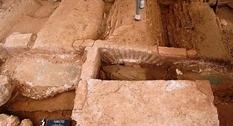 В центре города Салоники раскопали могилу готского воина