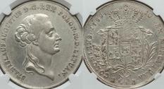 Талеры Яна Казимира, Августа Сильного и Станислава Августа