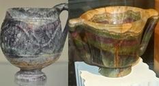 Два древнеримских артефакта: Кубок Барбера и Кубок Кроуфорда