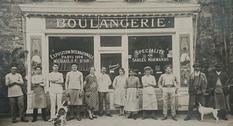 Французские пекарни на рубеже веков