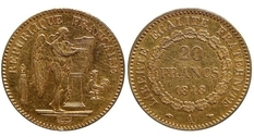 Медальер и резчик монетных штемпелей Огюстен Дюпре