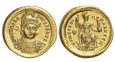 Император Восточной Римской империи Феодосий II