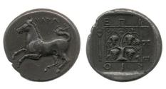 Коллекция древнегреческих монет Генри Боррелла