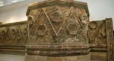 Фриз из Мшатты: шедевр, украшавший дворец Омейядов