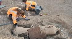 Некрополь позднеимперского периода найден во Франции