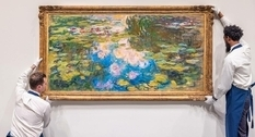 В мае на Sotheby's появится в продаже картина Клода Моне из цикла «Кувшинки»