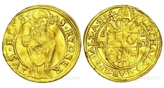 Ducats of the Late Middle Ages and Early Modern Times (part I)
