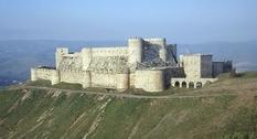 Крепость госпитальеров Крак-де-Шевалье