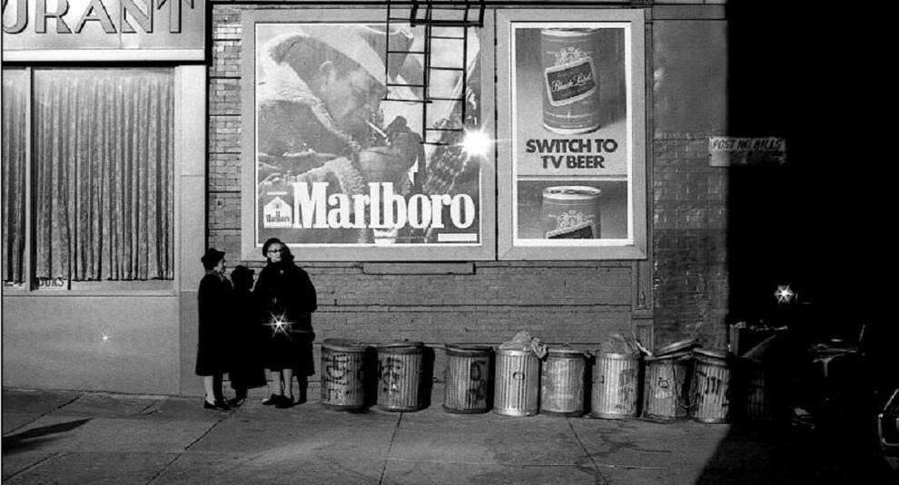 Непростые времена: Нью-Йорк на фото 1970-х годов