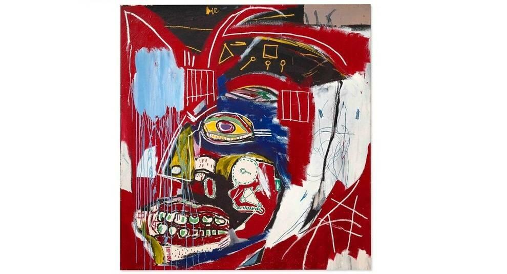 На Christie's продали картину Баскии за 93,1 млн долларов