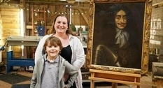 Старая картина, попавшая на шоу BBC, оказалась раритетом XVII века
