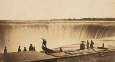 Ниагарский водопад в XIX и XX веках