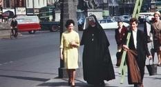 Жизнь Дублина на фото 1960-х