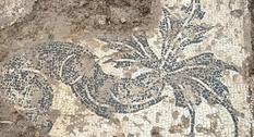 В Италии обнаружена древняя баня с мозаичным полом