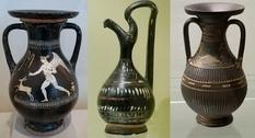 Искусство керамики: чёрные гнафии