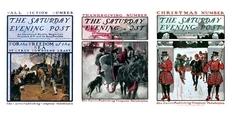 Saturday Evening Post: популярный журнал с интересными обложками