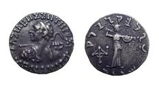 Правитель индо-греческого царства Менандр I