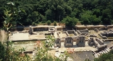 Бутринти: древнегреческие руины в Албании