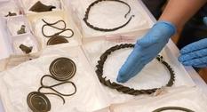 В Швеции найдены десятки украшений бронзового века
