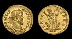 The Usurper Emperor Gaius Allectus