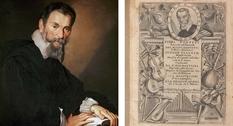 Italian composer and kapellmeister Claudio Monteverdi