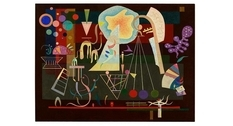 Sotheby's will exhibit a painting by Kandinsky, which is estimated at $ 30 million