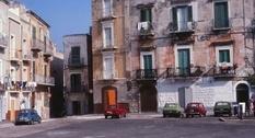 Итальянский Бари на фото 1981 года