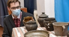 An exhibition of ancient artifacts found on the territory of the city was opened in Brody