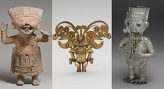Collection of Pre-Columbian American Artifacts at the Metropolitan Museum of Art