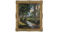 Phillips auction to sell Churchill landscape
