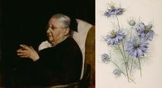 Landscape designer and gardener Gertrude Jekyll