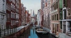 Голландия XIX века в цвете