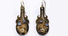 Золотые украшения XIX–XX веков в коллекции Музея Виктории и Альберта