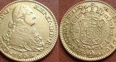 Испания, 2 эскудо (1808 год)