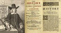 Antiquarian and historian William Dugdale