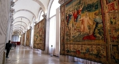 The Pigeon Menace: Raphael's tapestries are in danger