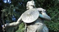Viriatus, leader of the Lusitanians against Rome