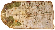 Старейшее изображение Нового Света: карта Хуана де ла Коса