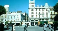 Испания на фото 1954 года