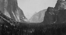 Йосемитский национальный парк на фотографиях Карлтона Уоткинса